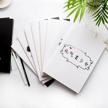 Bonito Notebook Kawaii Bonito Dos Desenhos Animados Linda Notepad Jornal Diário Planejador Para Caçoa o Presente de Papelaria Material Escolar