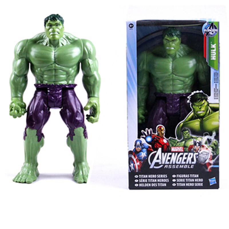 Avengers Assemble Hulk PVC Action Figure Collectible Model Toy 12 30cm avengers shf s h figuarts hulk pvc action figure collectible model toy 19cm hrfg470