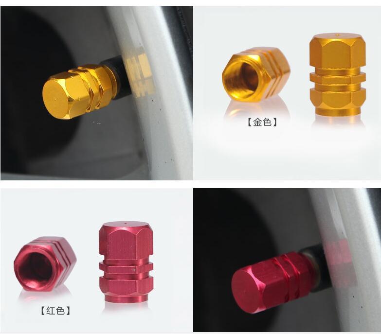 4pcs/set Car Accessories 3D Car Wheel Tires Valve for AUDI a1 a3 a4L a4 a5 a6 b8 c5 c6 b7 a6L a7 a8L S5 S a8 S8 Q3 Q5 Q7 SQ5