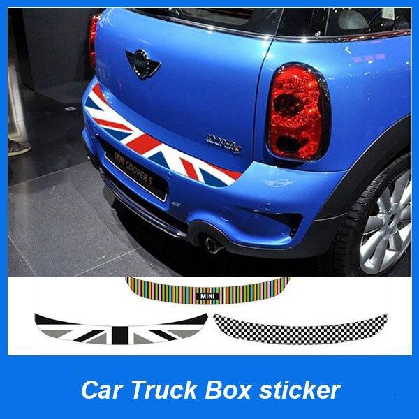 3m Car Bumper Protection Sticker Car Exterior For Mini One Cooper