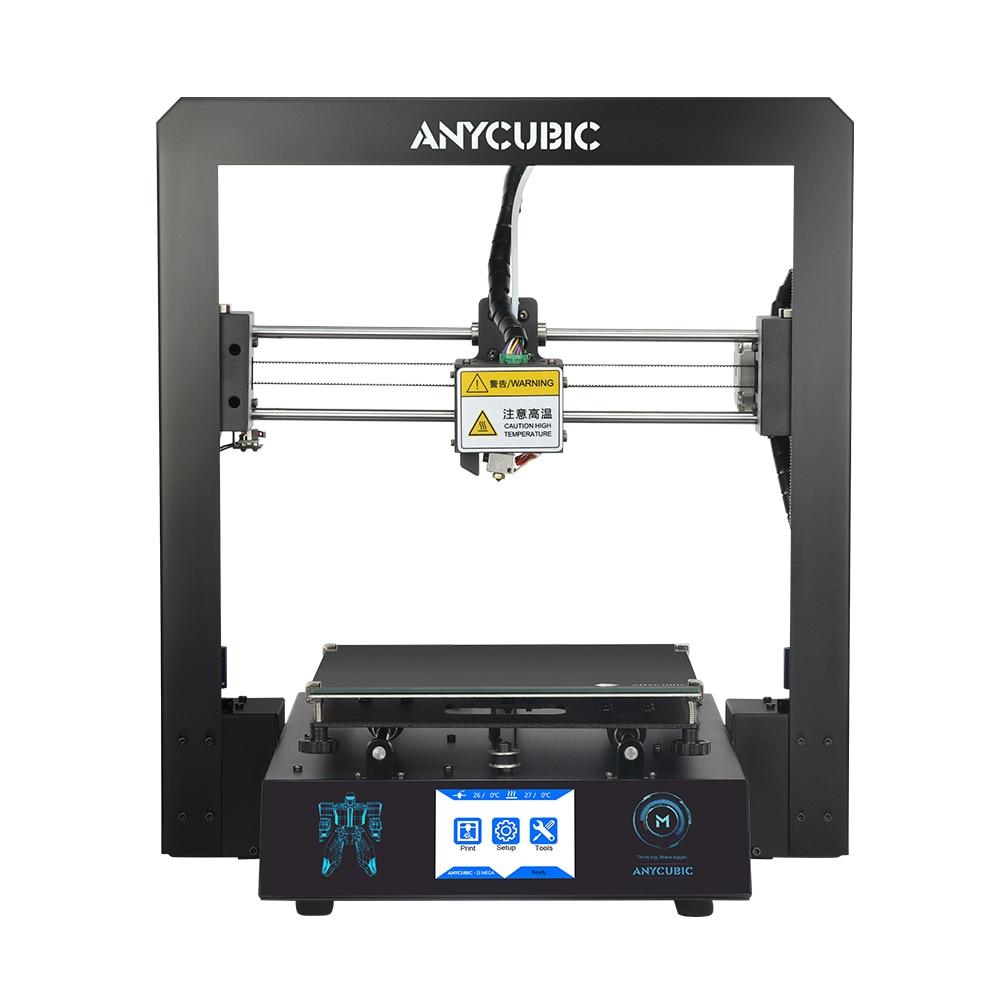 ANYCUBIC I3 Mega 3D Printer Plus Size Full Metal Frame Lattice Platform Desktop Nozzle Industrial Grade