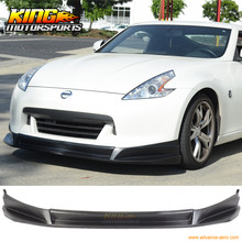 For 2009-2012 09 10 11 12 Nissan Fairlady Z 370Z Sl Style Front Bumper Lip(China)