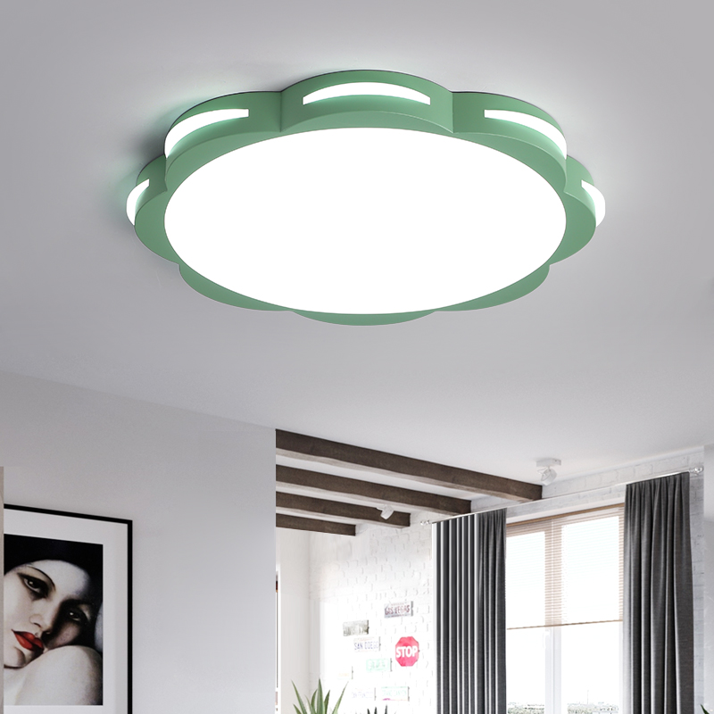 2018 Modern Led Ceiling Lights For Home Dimming Living Room Bedroom Light FIxtures Modern Ceiling Lamp plafonnier lampara techo