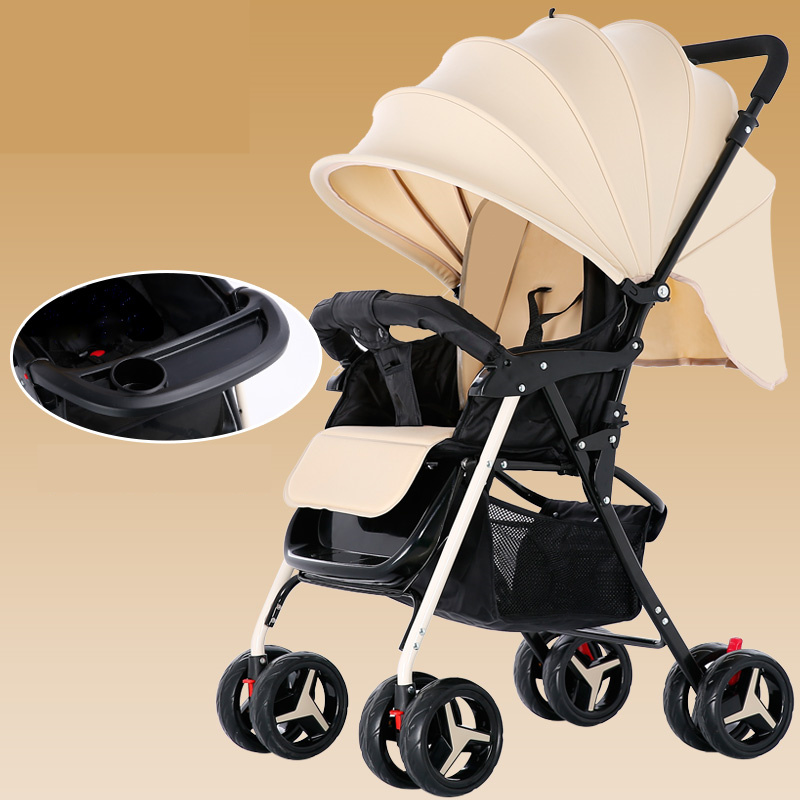 Easy Carry Portable Baby Stroller bebek arabasi Folding Child Umbrella Pushchair Travel Baby Carriage carrinho Baby Trolley