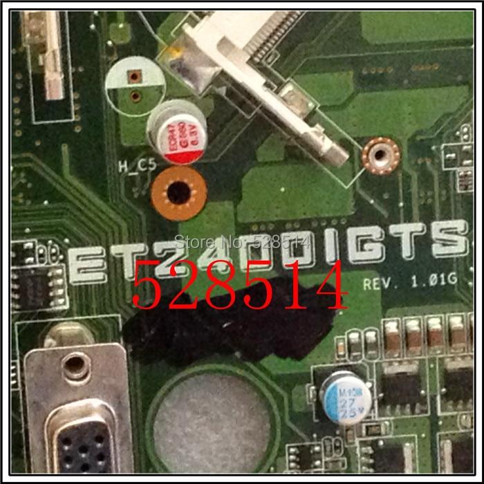 original FOR ASUS ET2400IGTS ET2400I E2400IGTS Motherboard Mainboard  100% Test ok