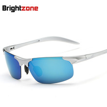 Outdoors Glasses Aluminum Magnesium Polarized   Sunglasses New Glasses Man Sunglasses oculos de sol gafas