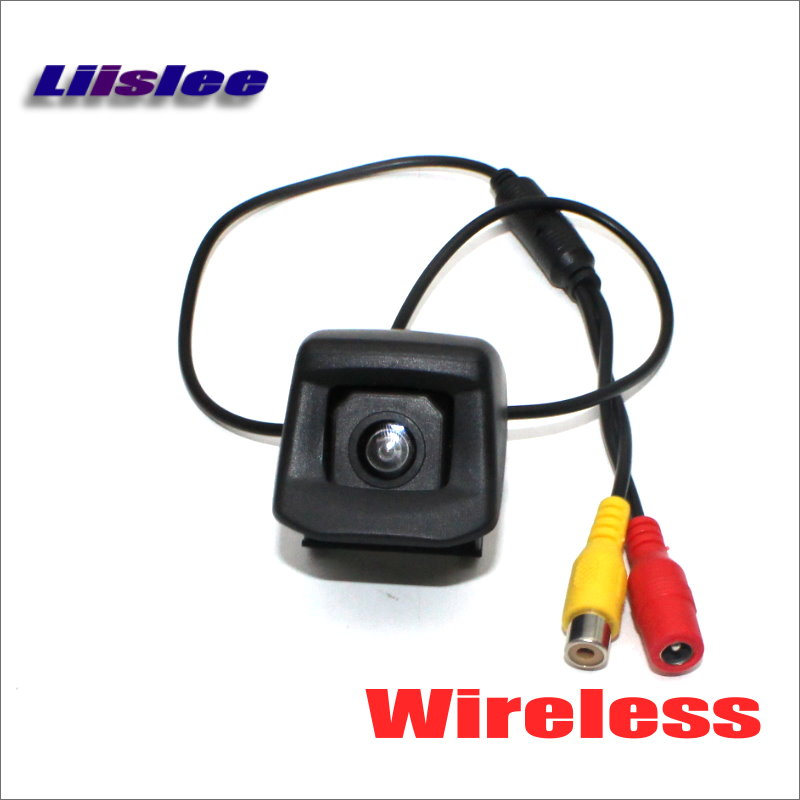 Liislee Wireless Rear Camera For Toyota Hilux 2010 2017 Car Parking Back Up Camera HD Night