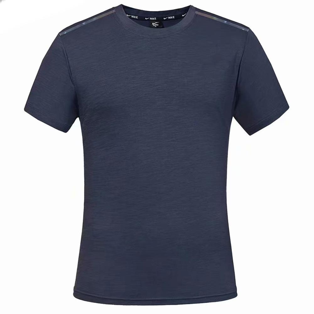 2019 Men's T-shirt 2019 Men's Star Loose Cotton T-shirt O-neck Short-sleeved T-shirt
