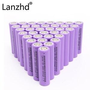 Image 3 - 24 ピース 18650 バッテリー 3.7 ボルトのリチウムイオン充電式電池 26F バッテリー 18650 のためのラップトップのおもちゃバッテリー電気とドリル電子