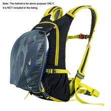 ANMEILU Sport Climbing Bags Ultralight Mountain Bicycle Bike/Hiking Pouch + Rain Cover Set