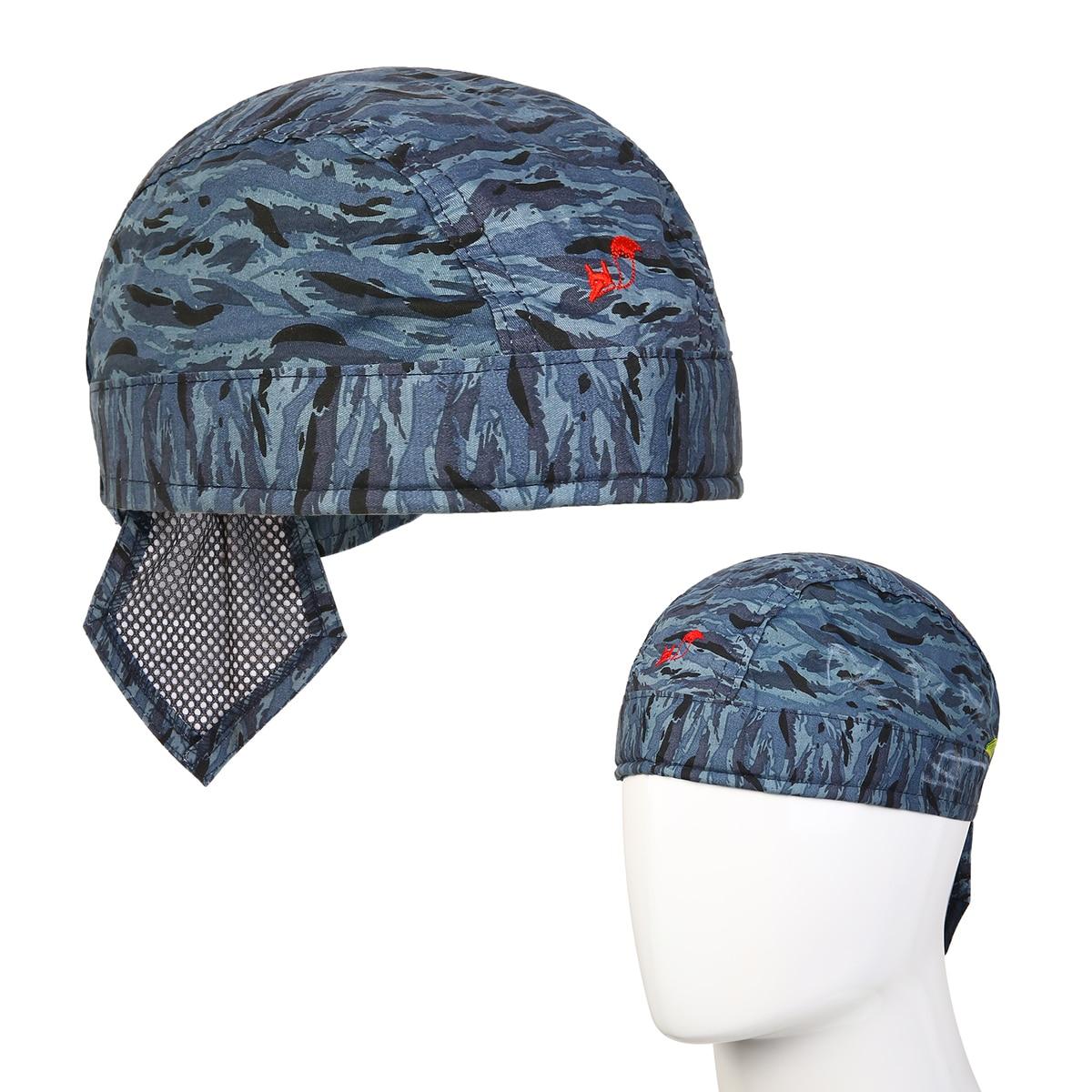 Bandana o pañuelo protector de cabeza para soldar