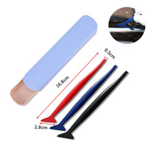 Car Styling Accessories Household Car Cleaning Tool Scraper Vinyl Car Wrap Tools Window Tint Tools Glue Sticker Squeegee