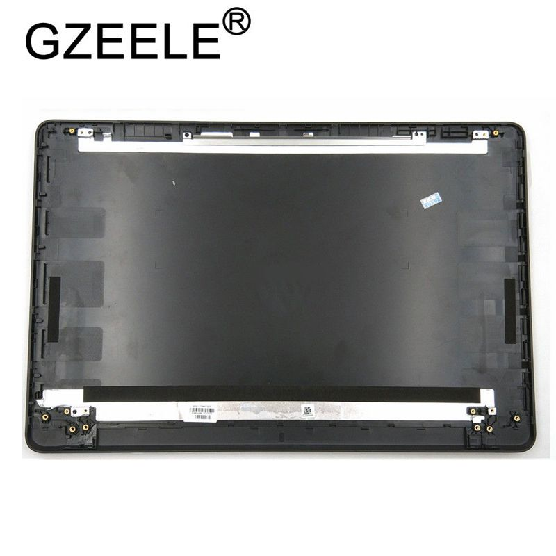 GZEELE NEW Laptop Top Cover For HP 15-BS 15T-BS 15-BW 15Z-BW 250 G6 255 G6 Black LCD Back Cover 924899-001