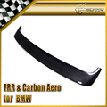 New Racing For BMW E71 X6 Hamman Style Window Roof Spoiler Wing Carbon Fiber Car Accessories