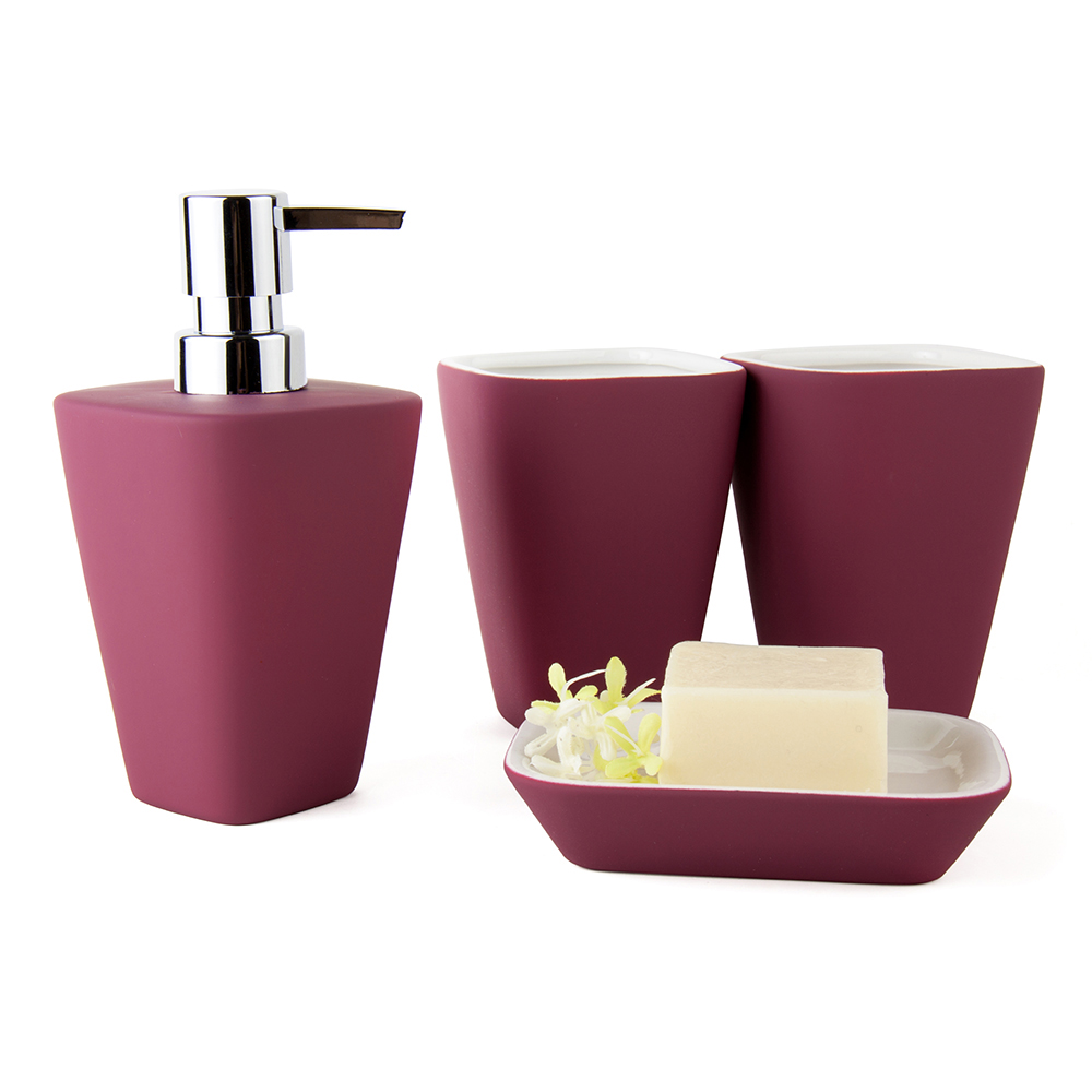 Bathroom Set Ceramic
