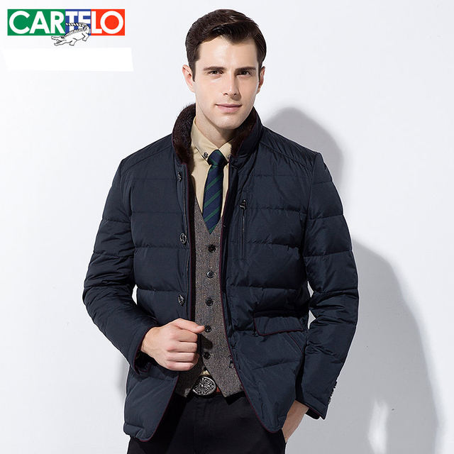 Aliexpress.com : Buy Cartelo/brand Slim 90% Duck S xxxl Men's ...