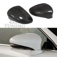 For Lexus ES IS LS CT GS RC RCF Carbon Fiber Rear View Side Mirror Cover