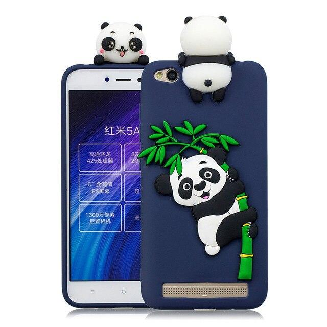D-Blue Panda Case Note 5 phone cases 5c64f32b19a1d