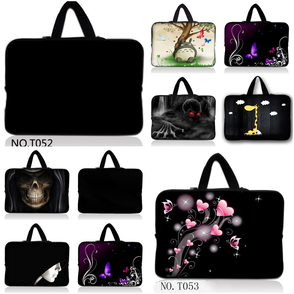 2016 Hot Fashion 11,12,13,14 15.6 inch Universal Laptop Ultrabook Notebook Sleeve Bag &for Macbook Air Pro Sleeve Case Women Men
