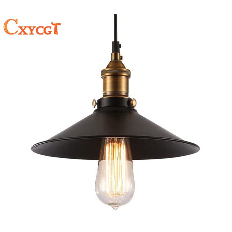 Pendant Lights Vintage Industrial Retro Pendant Lamps Dining Room Lamp Restaurant Bar Counter Attic Lighting E27 Holder new arrival vintage pendant lamp modern retro industrial pendant lights for restaurant bar living room bedroom 220v e27 holder