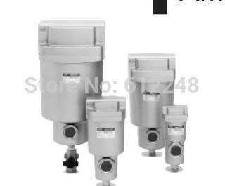 pneumatic Micro Mist Separator (SMC type)  AMD350-03/04 ,manual drain