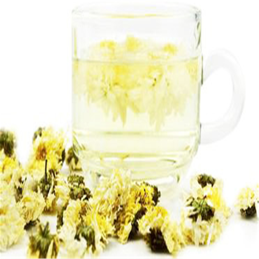 Chinese Chrysanthemum Flower Blooming Tea 100g Healthytea Yellow
