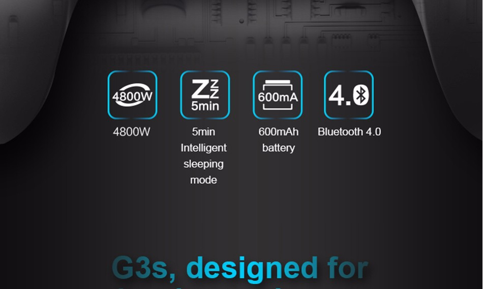 GameSir G3s Gamepad for PS3 Controller Bluetooth&2.4GHz snes nes N64 Joystick PC for Samsung Gear VR Box for SONY Playstation 33