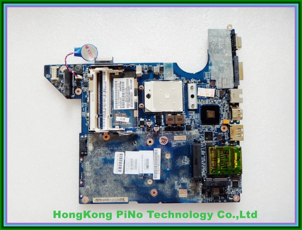 ФОТО Free Shipping 511858-001 Free shipping FOR HP pavilion DV4 Laptop motherboards for 488238-001 577796-001 LA-4111P fully tested