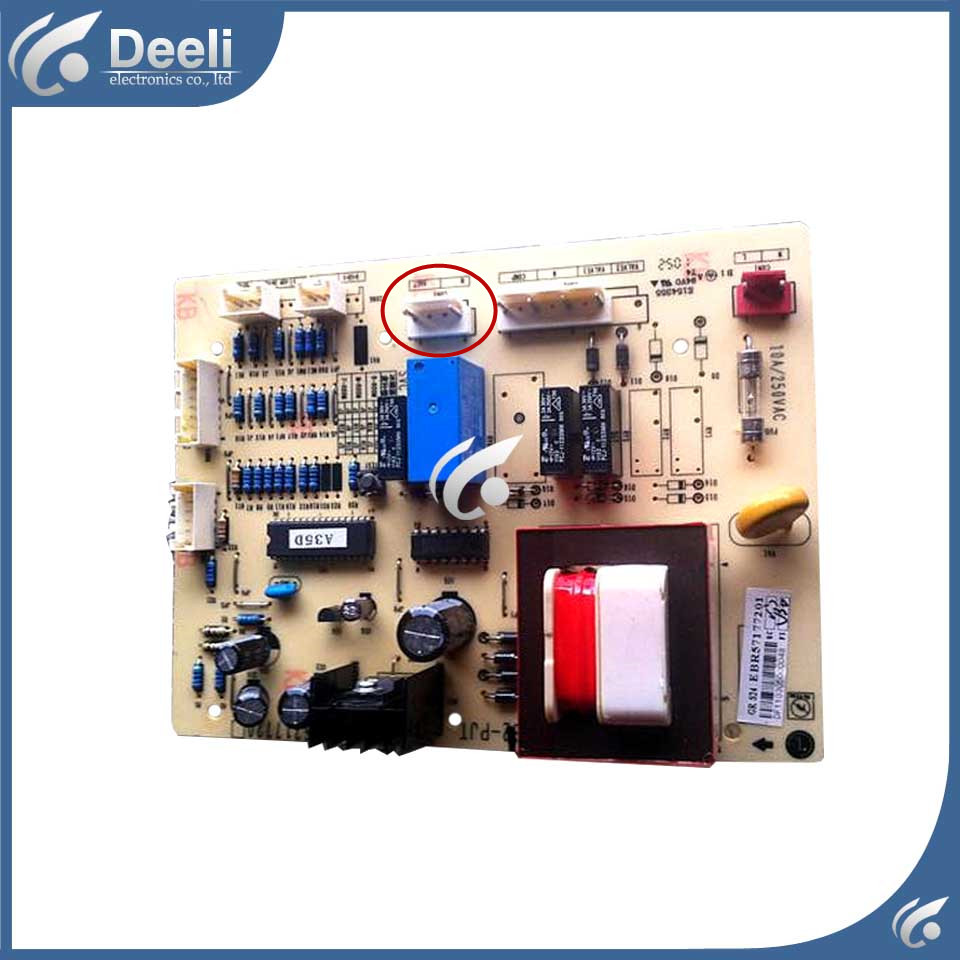 used for Refrigerator Power Supply Board BCD-236NDQ GB2-PJT EBR5717720 08 good working original tc32lx1d power supply board tnpa3071 used board good working