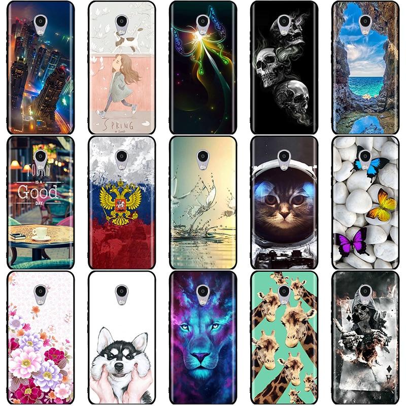 "Phone Case For Meizu M5S Case Cover for Meizu M5s Cover 3D Fundas For Meizu M5s Case Silicone For Meizu M5 s M5s mini Cover 5.2"""