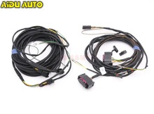 Side Assist Lane Change Wire Cable Harness For VW Passat B7 Golf 6 Jetta MK6 PQ CARS