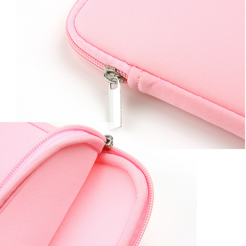 """For Digma Plane 8.6 3G Zipper Sleeve Bag Pouch Case Cover For ONDA ONDA V820w 8 inch Protective Fundas tablet Cases 7""""universal"""