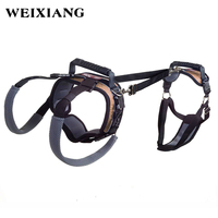 16 32KG Dogs Front Rear Portion Harness Pet Lifting Aid For Older Injured Invalid Dogs 62366