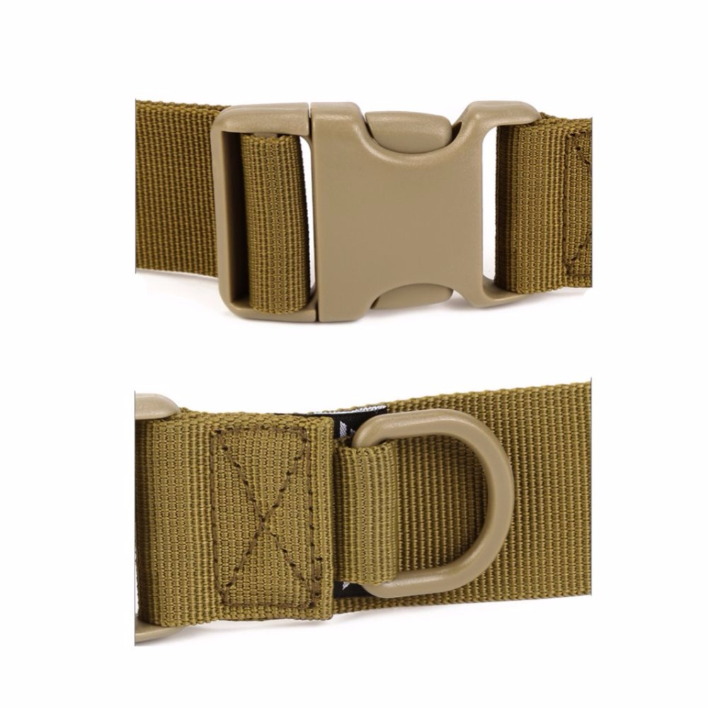 Outdoors Mens Adjustable Tactical Combat Web Belt Buckle Waistband Military  Rescue Rigger on Aliexpress.com  bdf025cde442