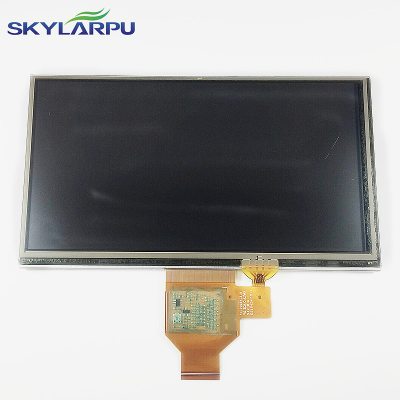 skylarpu 6 inch LCD Screen for GARMIN Nuvi 65 65LM 65LMT GPS LCD display Screen with Touch screen digitizer replacement skylarpu 2 2 inch lcd screen module replacement for lq022b8ud05 lq022b8ud04 for garmin gps without touch