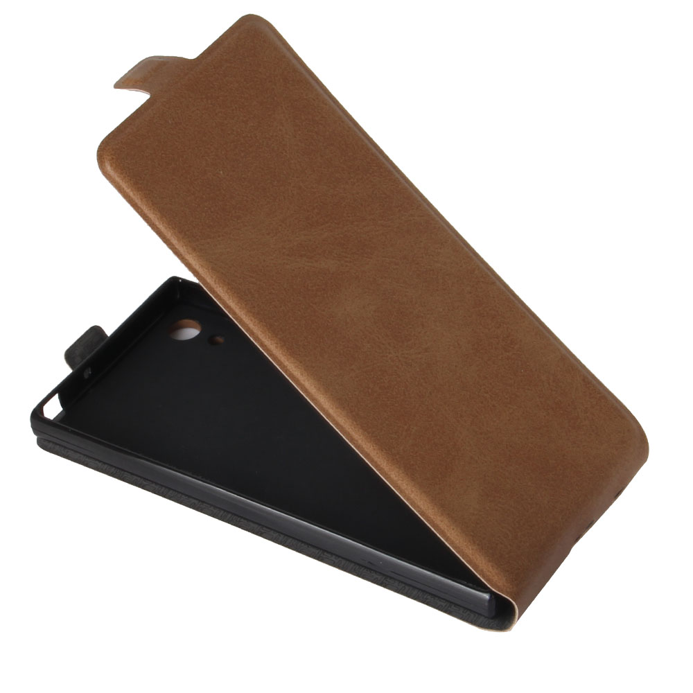 case for <font><b>Sony</b></font> Xperia XA1 G3121 <font><b>G3112</b></font> G3125 G3116 G3123 Leather case Magnetic flip case Protective Case Clamshell Holster image