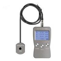 Высокоточный УФ счетчик цифровой Ультрафиолетовый измеритель интенсивности ультрафиолета измеритель энергии для UVA UVB UVC поддержка 7 зонда
