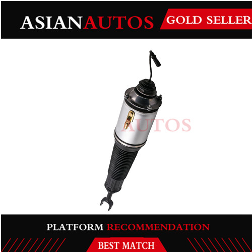 Front Air Suspension Shock Absorber For <font><b>Audi</b></font> <font><b>A8</b></font> <font><b>D3</b></font> <font><b>4E</b></font> 2002-2011 Pneumatic Suspension Air Strut 4E0616039AF 4E0616040AF image
