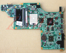 for HP DV6 DV6-3000 laptop motherboard 603939-001 ddr3 Free Shipping 100% test ok