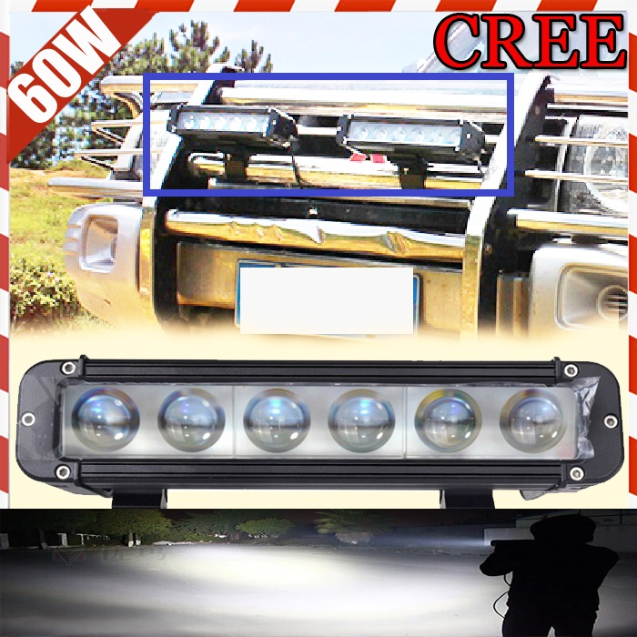Free DHL/UPS/Fedex ship! 11 60W 5160LM 10~30V,6500K,LED working bar;led offroad bar,Option wire harness,4x4,LED bar light free dhl ups fedex ship 41 150w 13000lm 10 30v 6500k led working bar led offroad bar option wire harness suv led bar light