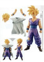 20cm Original Anime Dragon Ball Figure PVC son Gohan Model Toy Dolls Gifts