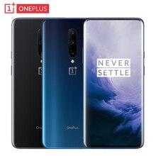 Новый универсальный ПЗУ Oneplus 7 Pro мобильный телефон 6,67 дюймов жидкий AMOLED дисплей 6 ГБ + 128 Гб Snapdragon 855 48MP камеры NFC Смартфон