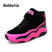 Bakkotie 2019 Spring Baby Boy Fashion Child Leisure Pu leather Shoe Loop Kid Girl Run Casual Breathable Sneaker Trainer Toddler
