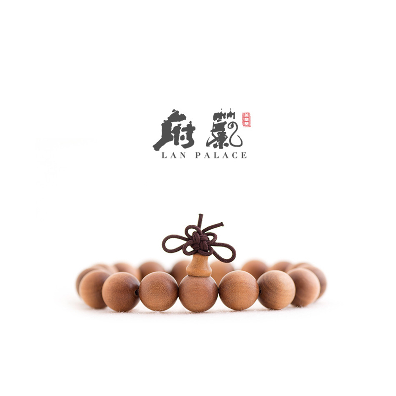 India Mysore Laoshan sandalwood Vintage mascot prayer wood beads strand charm bracelet Jewellery accessories free shipping 经济学原理(宏观部分)(第4版)