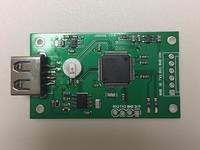 U Disk Recorder USB Serial Port Recorder U Disk Storage Dual Serial Port with Timestamp.