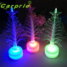Super Christmas Xmas Tree Color Changing LED Light Lamp Home Decoration