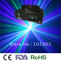 DJ equipment Green+Violet Mixed Blue Laser light DMX SOUND AUTO DJ Disco Christamas Stage Lights hot sale new china stage light 50mw green laser 100mw red laser 150mw mixed yellow laser dj equipment