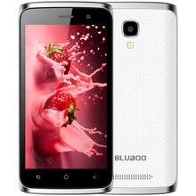 Original Bluboo Mini Smartphone Android 6.0 4.5 Inch 3G Mobile Phone MTK6580 Quad Core 1.3GHz 1G+8G GPS Dual SIM Cellphone