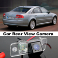 Cámara del coche para Audi A8 S8 D3 4E 2003 ~ 2007 alta calidad vista de visión trasera para Top Gear amigos de usar | CCD con RCA