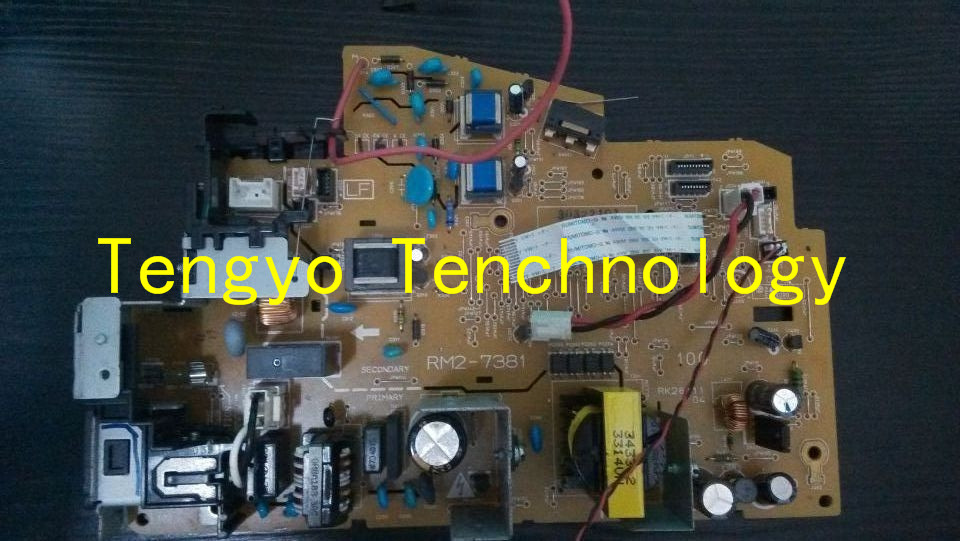 90% new  Original  LaserJet Power Supply Board For HP 126NW 126A 127FN 128NF 128FW 128 127 RM2-7382 RM2-7381 ON SALE original server power supply for sun fire v440 300 1851